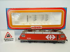 Märklin H0 3328 E-Lok BR 10103 Re 4/4 SBB TOP/OVP M1252