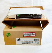 DIGI ANYWHEREUSB 5 USB OVER IP HUB 5 PORT 301-1130-01 N