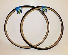 "TWO PANARACER PASELA 27x1-1/4""  URBAN BIKE BICYCLE TIRES PAIR NEW"