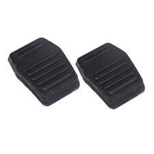 2PCS Brake Clutch Pedal Pads Rubber for Ford Transit MK6 MK7 00-14  6789917