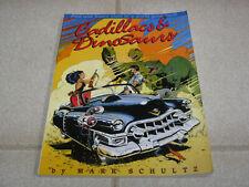 Cadillacs & Dinosaurs, Mark Schultz, Kitchen Sink Press 1989
