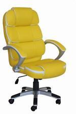 Chaises jaunes pour PME, artisan et agriculteur