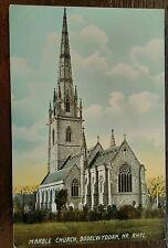 BODELWYDDAN RHYL MARBLE CHURCH POSTCARD