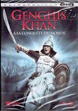 DVD - GENGHIS KHAN A LA CONQUETE DU MONDE