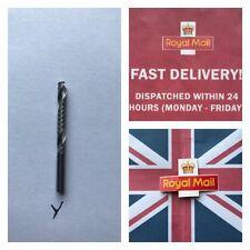 Carbide Milling Cutter 3.2mmDia  22mm 1 Flute 3.2mm Shank UK Stock Free post
