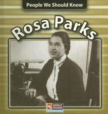 Rosa Parks (People We Should Know)-ExLibrary