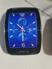 Samsung Galaxy Gear S SM-R750 Curved Smart Watch - Black