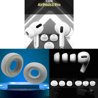S/M/L Earphones Ear Buds Silicone Sleeve Ear Tips Set for Headphones 3 Pro
