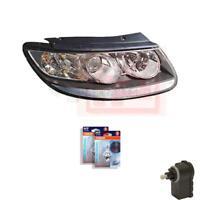 Scheinwerfer rechts für Hyundai Santa Fe CM H7+H7 inkl. Lampen Motor
