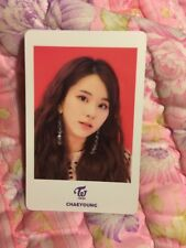 Twice Chaeyoung One More Time Japan Official Photocard Kpop K-pop With Toploader