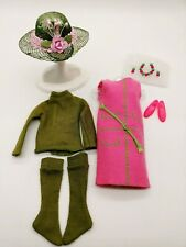 Vintage Barbie Francie Quick Shift Set Rare & Mint! Plus Free Extras