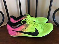 Nike Zoom Victory 3 Running Spikes Rio OC 835997-999 Men Women Volt NEW