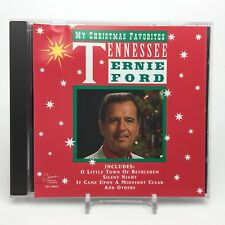 My Christmas Favorites by Tennessee Ernie Ford (CD, Jun-1995, EMI-Capitol)