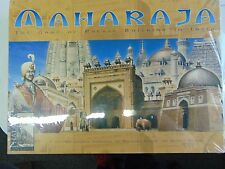AHARAJA BOARD GAME THE GAME OF PALACE BUILDING IN INDIA NEW GM867