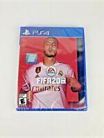 FIFA 20 Playstation 4 PS4 PlayStation 4 2019 New Factory Sealed