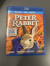Peter Rabbit (Blu-ray/DVD, 2018)