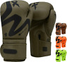 RDX Boxing Gloves Muay Thai Training Kickboxing Fighting Sparring Punching Mitts