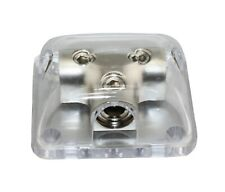 Ny Ship 0/1 Ga In 2X0 Or 4 Gauge Out Car Power/Ground Distribution Block Pd-35N