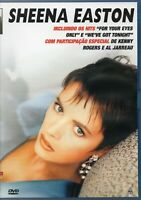Sheena Easton DVD Brand New Sealed