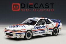 AUTOART 89078 NISSAN SKYLINE GT-R (R32) GROUP A 1990 REEBOK #1, 1:18TH SCALE