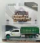 Green Machine 46070-E Dually Drivers 2018 Ram Waste Management Greenlight Chase