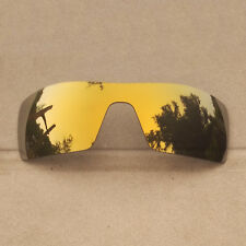 Bronze Gold Mirrored Replacement Lenses for-Oakley Offshoot Sunglasses Polarized