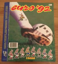 Panini Euro 92 Empty Sticker Album