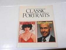 1A1 Rolling Stone Classic Portraits Book Twenty Years 1967-1984