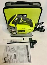 Ryobi JS651L1 6.1 Amp Corded Variable Speed control Jig Saw Kit with Accessories