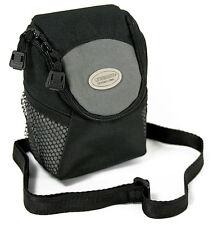 NEU Kamera Foto Tasche Kameratasche Camcordertasche schwarz, UNOMAT DIGIsoft 10