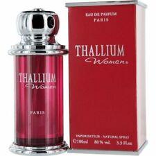 Jacques Evard Thallium Eau de Parfum Spray for Women, 3.4 oz