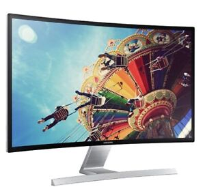"""Samsung 27"""" SD590 Curved LED Monitor"""