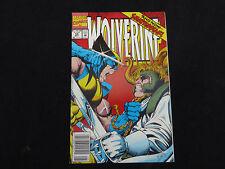 Wolverine #54 (May 1992, Marvel)