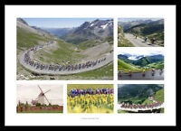 Tour de France - 'Scenes from the Tour' Photo Memorabilia (CMU6)
