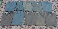 10x Bundeswehr Unterhemd, BW T-Shirt, kurz Arm, Hemd