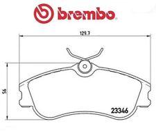 P61069 Kit pastiglie freno, Freno a disco (MARCA-BREMBO)