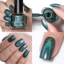 6ml Holographic Polish Green Nail Glitter Varnish Manicure BORN PRETTY BP-FH15