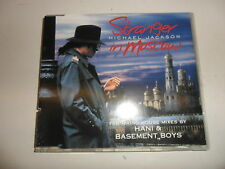 Cd   Michael Jackson  ‎– Stranger In Moscow