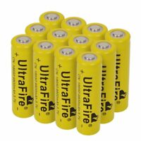 8X High Capacity 9800mAh Li-ion Rechargeable Battery For Flashlight Promotion