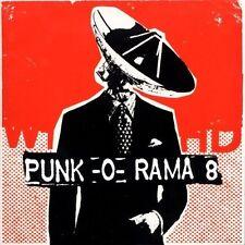 Punk-O-Rama 8 (2003) Distillers, Motion City Soundtrack, Hot Water Mu [CD DOPPIO]