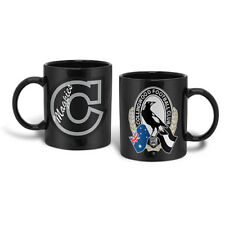 Collingwood Magpies AFL GIANT Coffee Mug Cup 900ml Man Cave Bar Christmas Gift