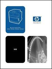 HP LaserJet 5P/5MP/6P/6MP Laser Print 117 PAGE Service Manual*PAPER not PDF* Pod