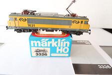 Digital Märklin HO/AC 3326 E-Lok BR 1631 NS (ab/360-35s11/2)