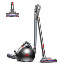 Dyson Cinetic Big Ball Animal Canister Vacuum | Nickel/Red | New