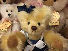 More details for teddy hermann maike limited edition 8/300 brand new - uk seller bear shop