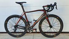 WILIER Cento1 SR italian carbon road bike L SHIMANO DURA ACE EXCELLENT MAVIC FSA