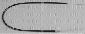 Borg & Beck Gaszug Für Ein Morris Minor Pickup Benzin 1.1 37KW