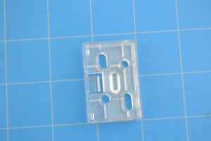 Hunter Douglas Clear Box Square Shaped Bracket Piece Shade Replacement Part