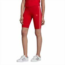 Mallas Cycling adidas Rojo Mujer