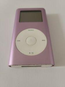 Apple iPod Mini 1st Generation Pink (4 GB) A1051